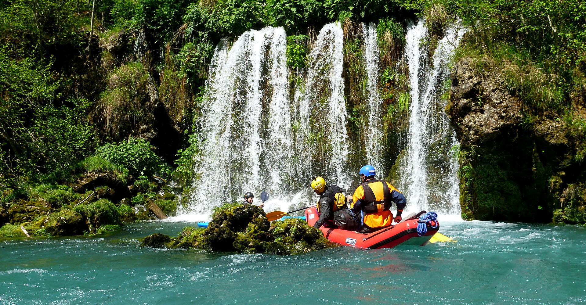 Rafting Tara - Tara Bodo Sastavci